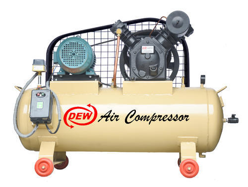Dual Piston Based Air Compressor