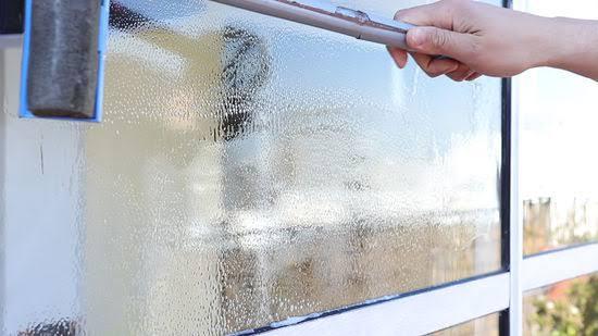 Clean Double Pane Windows
