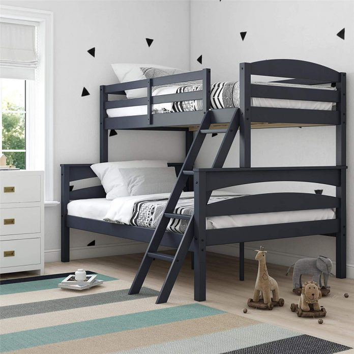 Brady Solid Wood Bunk Beds