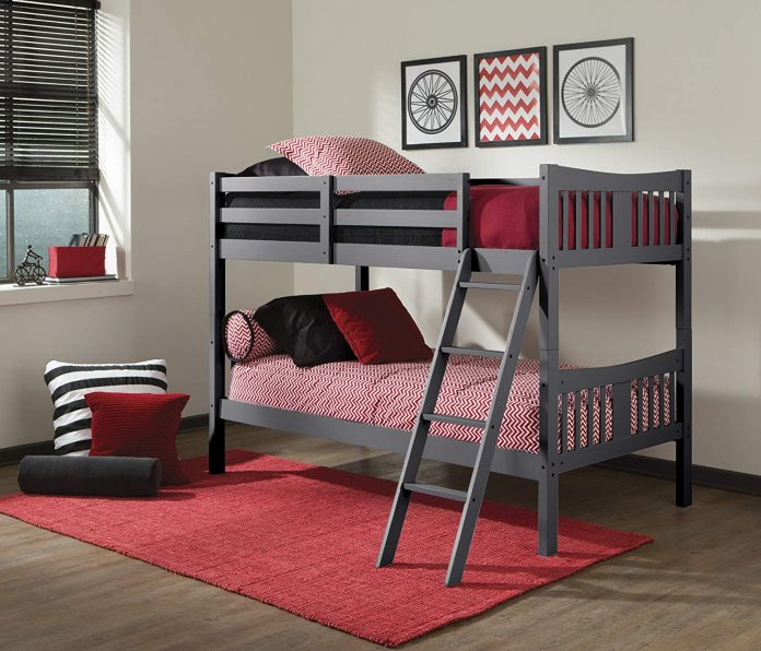 Storkcraft-Caribou-Solid-Hardwood-Twin-Bunk-Bed-696x596