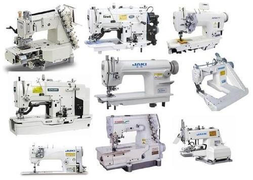 Different Types of Sewing Machines