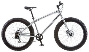 Mongoose Malus Fat Tire Bike with 26-Inch Wheels
