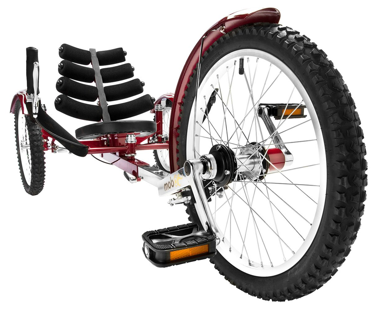 Mobo Shift 3-Wheel Recumbent Bicycle Trike