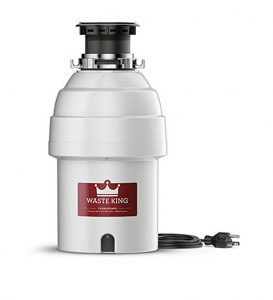 Waste King L8000 Garbage Disposer Review