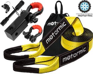 Motormic Tow Strap Recovery