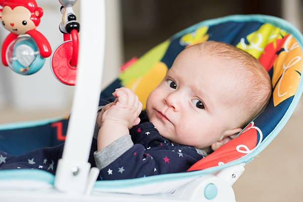 Safest Age to Put Your Baby on a Baby Jumper