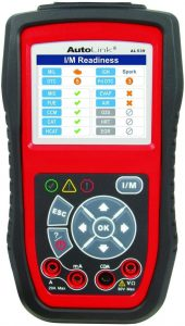 Autel AL539 Scanner OBD2 Car Code Reader Professional Electrical Test Tool