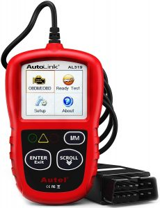 Autel Autolink AL319 Review