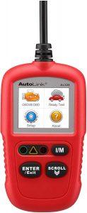 Autel Autolink Code Reader OBD2 Scanner