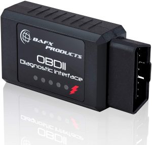 Bafx Products OBD2 Wireless Bluetooth