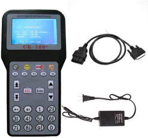 Carrfan CK-100 Car Key Programmer Auto Programming Tool No Tokens Limited SBB Upgrade Version