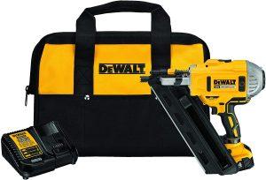 DEWALT 20V MAX Framing Nailer Kit DCN692M1