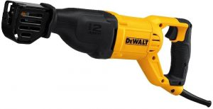 DEWALT Reciprocating Saw, Corded (DWE305)