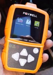 Foxwell NT201 Review 1