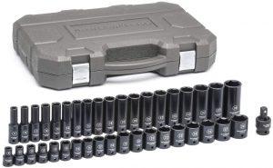 GEARWRENCH Standard Impact Socket Set