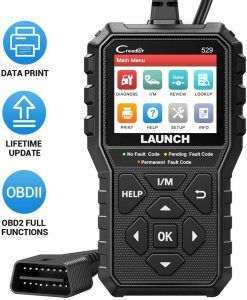 LAUNCH OBD2 Scanner