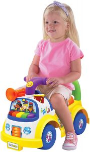 Best Ride-on Toys for 1-Year-Old Reviews 7