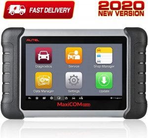 MaxiCOM MK808 OBD2  Diagnostic Scan Tool with All System Basic