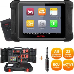 Maxisys MS906 Automotive Scan & Diagnostic Tool with Key coding, Abs, Oil Reset
