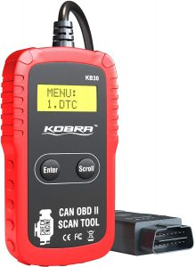 OBD2 Scan Tool wired car diagnostic scanner