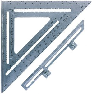 Swanson Speed Square Layout Tool