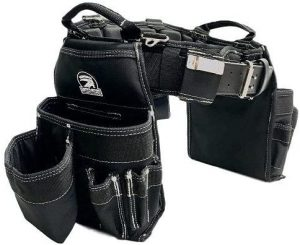 TradeGear MEDIUM 31-35 Carpenters Combo Belt & Ba