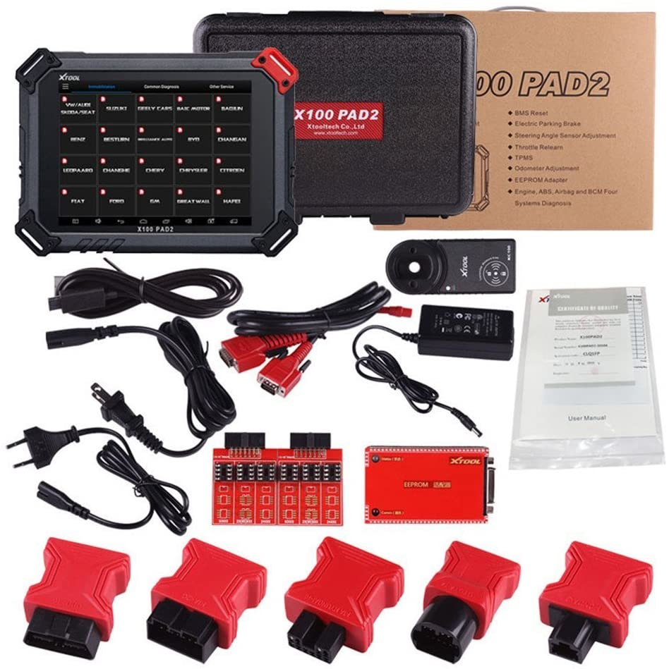 XTOOL Pad2 X100 Pro with Special Functions