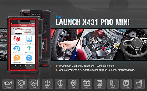 launch X431 Pro Mini Review