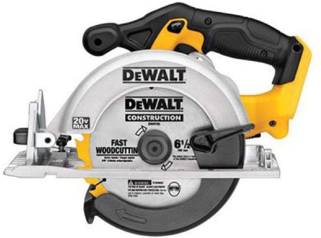 DEWALT 6-2-Inch 20V Max Circular Saw