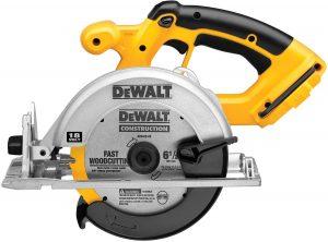 DEWALT DC390B 6-1-Inch 18-Volt Cordless Circular Saw