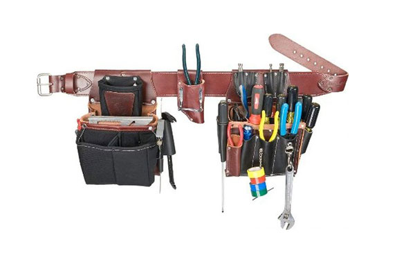Best Electrician Tool Belts In 2021 and Beyond 1