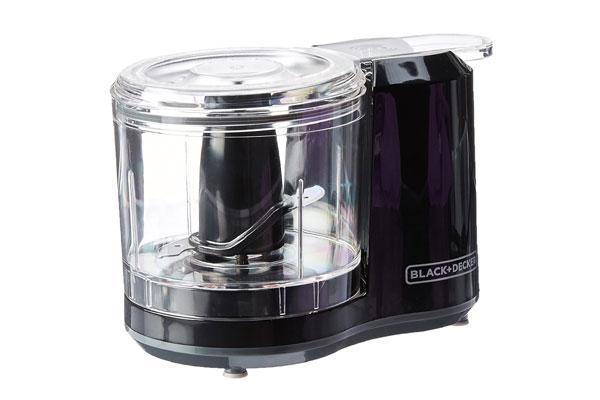 BLACK+DECKER 1.5-Cup Electric Food Chopper